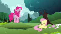 Pinkie Pie big gasp 1 S3E3