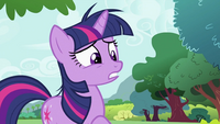 Twilight Sparkle getting worried 2 S2E03