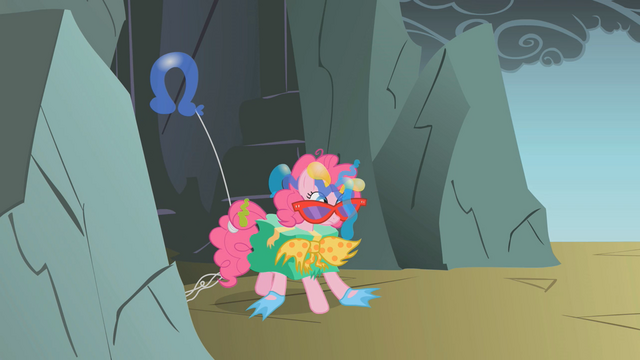 File:Pinkie Pie as a beaten present S1E7.png