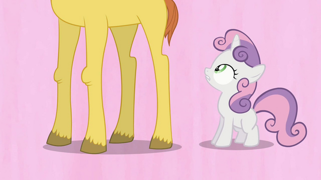 File:Sweetie Belle and a tall colt S2E17.png