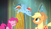 "Rainbow Dash ""storm of justice"" S4E06"