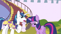 Shining Armor not my fault S2E25