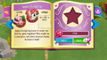 Apple Dumpling album page MLP mobile game.png