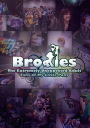 Bronies documentary DVD cover