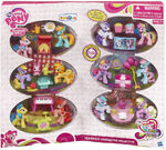 MLP Friendship Celebration Collection packaging