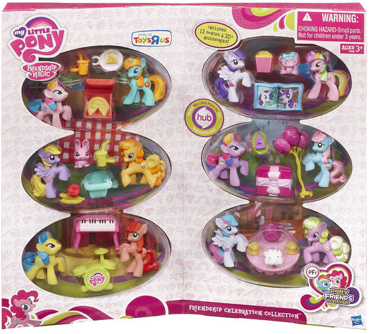 File:MLP Friendship Celebration Collection packaging.jpg