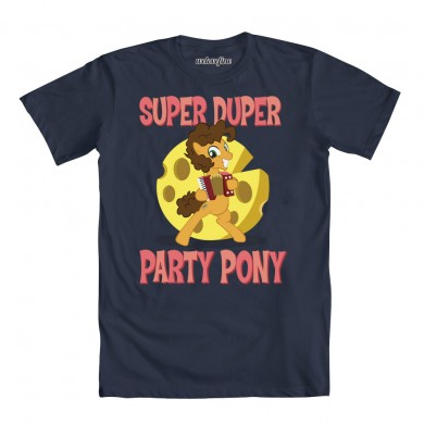 File:Super Duper Party Pony T-shirt WeLoveFine.jpg