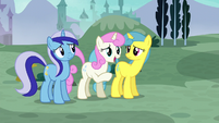 "Twinkleshine ""Oh, right! Moon Dancer!"" S5E12"