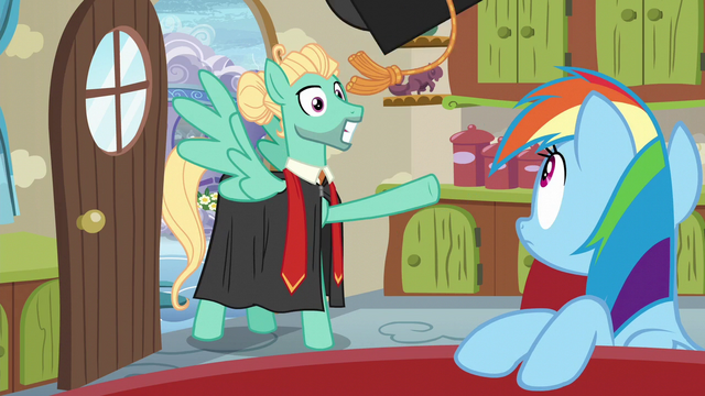 File:Zephyr Breeze tossing his cap and tassel S6E11.png