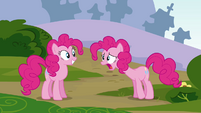 Pinkie Pie's duplicate 'That's what I'm saying' S3E03