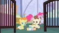 Pinkie Pie being stealthy S2E13.png