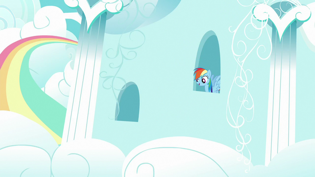 File:Rainbow appears in her house window S6E15.png