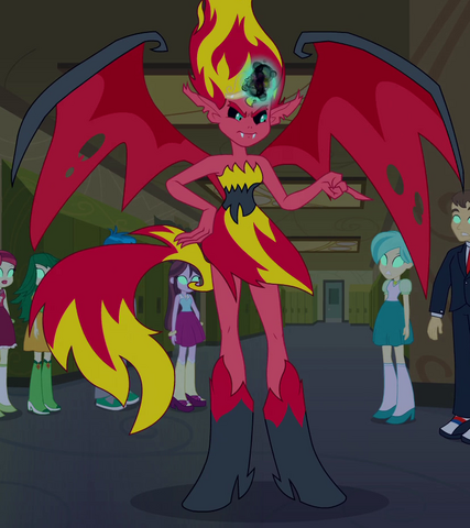 File:Sunset Shimmer in creature form EG.png