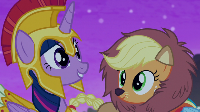 "File:Twilight Sparkle ""that was inspired!"" S5E21.png"
