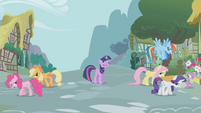 Twilight wants to be alone S1E3