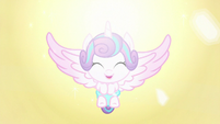 Flurry Heart glowing bright S6E2
