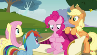 Pinkie Pie 'To me' S3E3