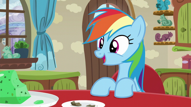 File:Rainbow thanks Mr. and Mrs. Shy for dinner S6E11.png