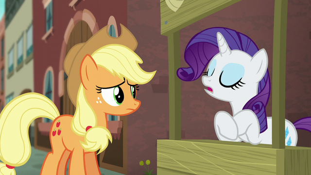 """File:Rarity """"until we find out what we're meant to do"""" S5E16.png"""