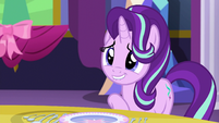 Starlight smiling nervously S06E06