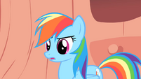 Rainbow Dash hesitates S1E16
