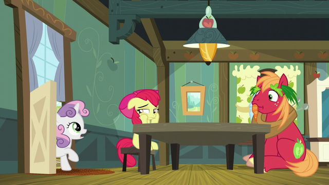 """File:Sweetie """"the Social's gonna start in a few hours"""" S5E17.png"""