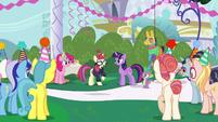 """Moon Dancer """"let's party!"""" S5E12"""