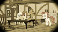 Sitting at the table S2E12