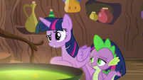 """Twilight Sparkle """"I know funny"""" S5E22"""
