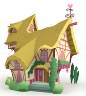 File:FANMADE Ponyville House.png