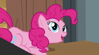 Pinkie sees Cherry Jubilee S5E11