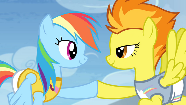 File:Rainbow and Spitfire hoof-bump S4E24.png