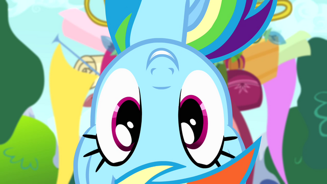 File:Rainbow Dash upside down S4E12.png