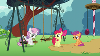 "AB ""helpin' ponies with cutie mark problems is what makes us special"" S6E4"