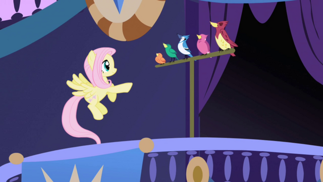 File:Fluttershy directing her songbird chorus S1E01.png