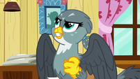 """Gabby singing """"I've just begun to fight"""" S6E19"""