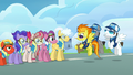 Academy trainees lined up for final trials S6E24.png