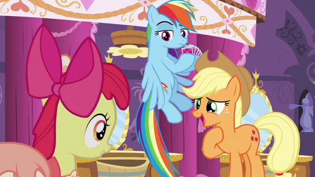 "File:Applejack ""my little sister's all grown up!"" S5E7.png"