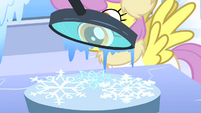 Snowflake inspection S1E16