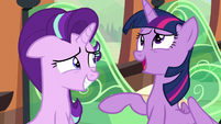 "Twilight ""this trip is perfect!"" S6E1"