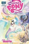 MLP Micro series issue 8 Cover Double midnight