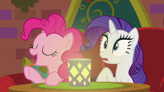 """File:Pinkie interrupting """"yes, please!"""" S6E12.png"""