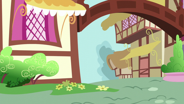 File:Ponyville houses; an impact is heard S5E19.png