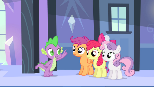 """File:Spike """"I have a simple trick"""" S4E24.png"""
