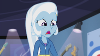 Trixie shocked at guitar's cost EG2