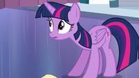 Twilight hears Celestia S6E2