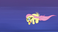 Fluttershy worn out S2E22