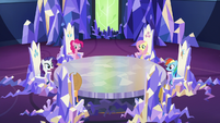 "Rarity ""another map adventure, perhaps?"" S5E22"