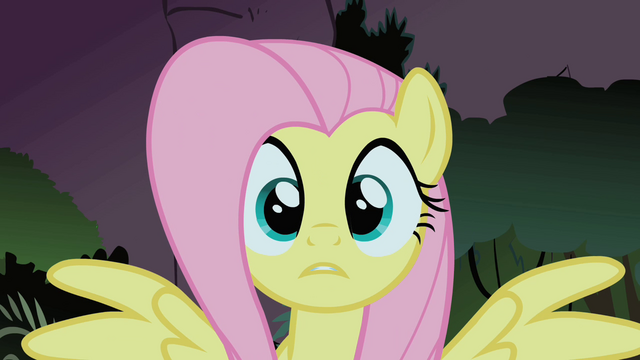 "File:Fluttershy ""Oh no! The girls!"" S1E17.png"