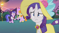 Rarity thing S2E9